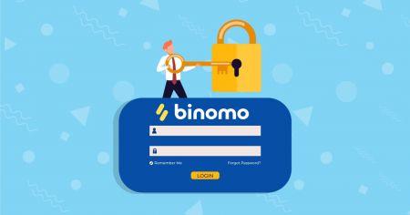 如何在 Binomo 注册和存入资金
