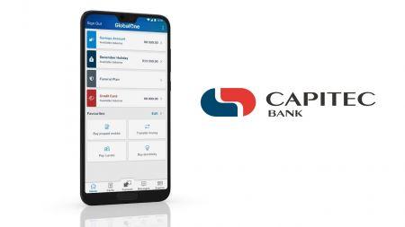 通过南非银行转账 (Capitec, FNB) 在 Binomo 中存入资金