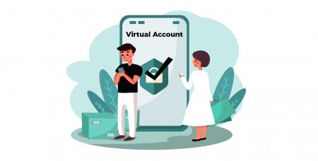 通过印度尼西亚银行转账(虚拟账户、虚拟账户银行 Mandiri、网上银行)在 Binomo 中存入资金